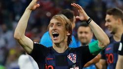 """Clip bàn thắng: Croatia """"đả bại"""" Nga 4-3 trong loạt sút luân lưu"""