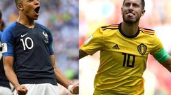 Nhận định, dự đoán kết quả Pháp vs Bỉ (01h ngày 11.7): Gà trống gáy vang