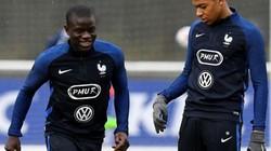 Tin nhanh World Cup 2018 ( Sáng 10.7): 4 trụ cột tuyển Pháp bất ngờ... nghỉ tập