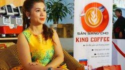 """Vợ """"vua cafe Việt"""" Lê Hoàng Diệp Thảo ra mắt quán King Coffee đầu tiên"""