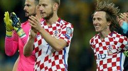 """Huyền thoại Tây Ban Nha """"khiếp đảm"""" trước bộ đôi tiền vệ của Croatia"""