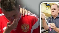 """Bác sĩ tiết lộ sốc về """"vấn nạn doping"""" tại ĐT Nga"""