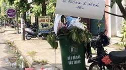 """Quảng Ngãi: TP chỉ """"cầm cự"""" với rác được thêm 2 ngày nữa"""
