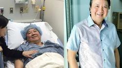 Danh hài Bảo Quốc sụt 10kg sau cơn bạo bệnh
