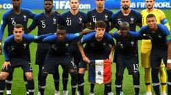 Ai là cầu thủ xuất sắc nhất trận Pháp vs Bỉ?