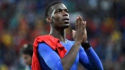 Pogba giúp Pháp đánh bại Bỉ vì đội bóng nhí Thái Lan