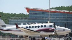 Máy bay nào đã thực hiện cú đáp đầu tiên xuống sân bay Vân Đồn?