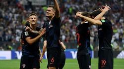 Chùm ảnh Croatia làm nên kỳ tích lịch sử tại World Cup