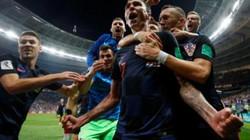 Clip bàn thắng: Anh 1-2 Croatia, lịch sử cho màu áo caro