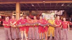 Trăn anaconda khổng lồ 13 người khiêng khiến dân làng Brazil kinh hãi