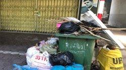 """Quảng Ngãi: Mở lại bãi rác cũ """"cứu"""" thành phố khỏi mùi hôi thối"""