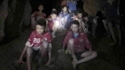 Nhìn lại kỳ tích giải cứu đội bóng nhí Thái Lan