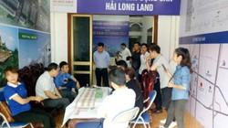 Dự án Đông Tây Phổ Yên: Phân lô, bán nền thu giá chênh vài trăm triệu đồng?