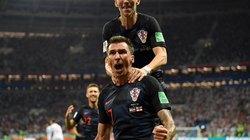 Hạ gục Anh, Croatia thiết lập kỷ lục vô tiền khoáng hậu