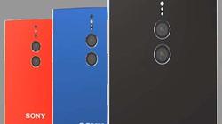 Sony Xperia XZ3 rục rịch ra mắt với 4 camera siêu khủng