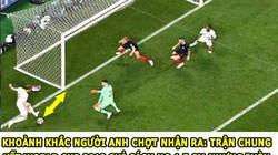 ẢNH CHẾ WORLD CUP (13.7): Harry Kane 'đá văng' vé vào chung kết của Anh