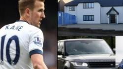 Choáng với mức lương tiền tỷ/tuần của đội trưởng đội tuyển Anh Harry Kane