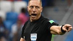 """Pháp gặp """"điềm lành"""" trọng tài trước trận chung kết World Cup 2018"""