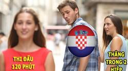 ẢNH CHẾ WORLD CUP (14.7): Croatia thích thi đấu 'dài hơi'