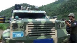 Clip: Toàn cảnh cuộc đột kích vào hang ổ ma túy ở Lóng Luông
