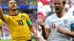 Xem trực tiếp Bỉ vs Anh trên VTV6
