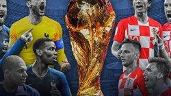 Dự đoán kết quả chung kết Pháp vs Croatia: Rùa vàng Hà Nội gọi tên ai?