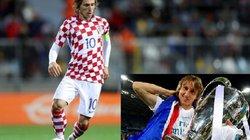 Duyên thắng chung kết của Modric sẽ đem cúp vàng về cho ĐT Croatia?