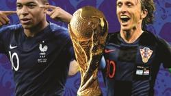 Xem trực tiếp Pháp vs Croatia trên VTV6 và VTV2