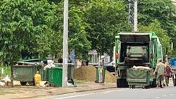 Quảng Ngãi: Nguy cơ tái diễn cảnh gần 1.600 tấn rác ứ đọng