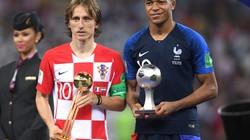 Đội hình tiêu biểu World Cup 2018: Pháp áp đảo