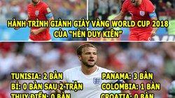 ẢNH CHẾ WORLD CUP (16.7): Harry Kane ăn may, Giroud kém cỏi