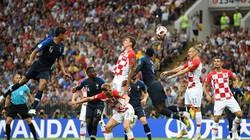 Những kỷ lục được lập nên ở trận chung kết World Cup 2018