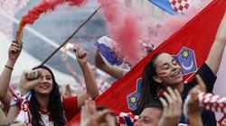 Những người hùng World Cup của Croatia được đón về nước giống U23 VN