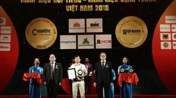 Sữa Cô Gái Hà Lan đạt Top 10 nhãn hiệu nổi tiếng Việt Nam 2018