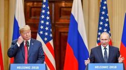"""Putin: """"Tôi muốn ông Trump đắc cử Tổng thống"""""""