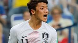 'Sao' Hàn Quốc lọt Top cầu thủ chạy nhanh nhất World Cup 2018