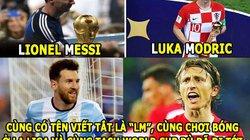 ẢNH CHẾ BÓNG ĐÁ (17.7): Cứ tên 'LM' là sẽ 'hỏng ăn' World Cup