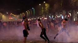 Pháp vô địch World Cup nhưng 292 người bị bắt vì bạo động