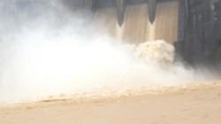Hà Tĩnh: Mưa lớn, chiều nay thủy điện Hương Sơn xả lũ