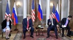 Can thiệp bầu cử, quan hệ ngoại giao: Tâm điểm Helsinki