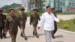 """Kim Jong-un """"giận tím mặt"""" vì cấp dưới để xảy ra chuyện này"""