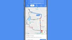 Google Maps đã hỗ trợ phương tiện di chuyển phổ biến nhất của người Việt