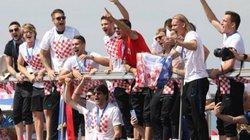 ĐT Croatia tặng toàn bộ tiền thưởng World Cup cho trẻ em nghèo