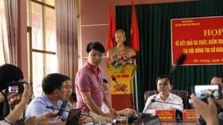 Có  gần 120 thí sinh ở Hà Giang được nâng điểm bài thi trắc nghiệm