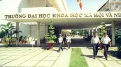 Điểm sàn Đại học Khoa học xã hội và Nhân văn TP HCM