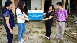 Quỹ Vì tầm vóc Việt tặng 100 triệu đồng cho bà con vùng lũ Hà Giang