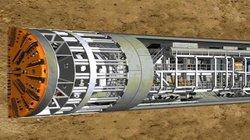 Quá trình xây dựng đường hầm tàu điện ngầm được thực hiện ra sao?