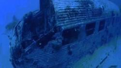 Video: Tìm thấy máy bay Đức Quốc xã nguyên vẹn dưới đáy biển