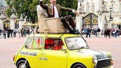"""Ai ngờ Mr Bean lại là tay chơi siêu xe """"khét tiếng"""" thế này"""
