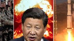 Trung Quốc dự trữ kho vũ khí hạt nhân khổng lồ đối phó Mỹ